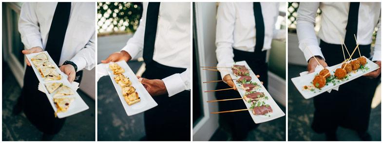 Events & Weddings | Inn of the Lost Coast celebrations food